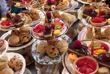 Afternoon Teas / Some images of Afternoon Tea's we have caterered
