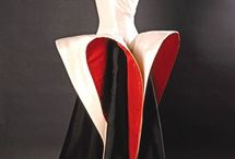 Capucci / Graphic, geometrical and architectural fashion from a true visionary.