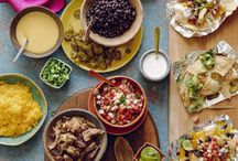 Mexican Food / by Kendra Valentine