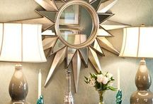 All Mirrors Plus / The boards contain mirrors from many companies and ideas for placing the mirrors in your rooms. Included are some DIY ideas.