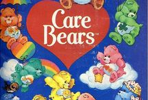 Care bear retro and new version