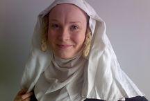 Historical Headdresses / by Demona