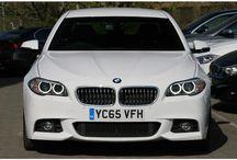 BMW Angel Eyes