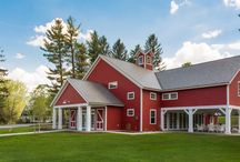 The Celebration Barn - A Vermont Event Venue / A taste of what we have to offer. Every aspect of our barn was designed to give our guests the quintessential Vermont experience. The classic building fits right in and feels as though it might have been here for centuries.  / by Inn at Manchester