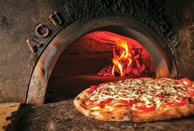 Pizza - Wood Fired - And More  / Those wood fire pizza ovens are great for so many things.  This board will show you the magic of Wood Fired Pizza ovens
