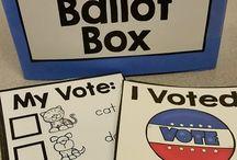 PreK Election Day