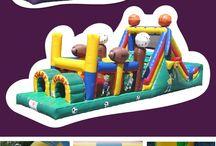 Bounce House Fun!