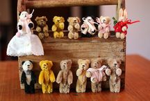 Everyone loves Schuco! / Schuco Teddy Bears and Small Animals