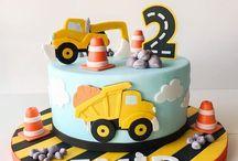 Construção bolo