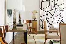 Structured interiors