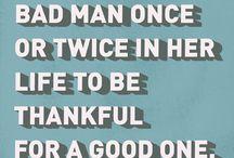 Quotes / True...