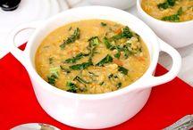 Hunger- Soup