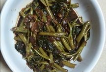 Kangkong Recipes