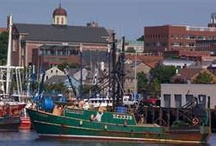 Working Waterfront and Port of New Bedford