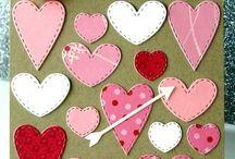 Valentine card / Card san valentino