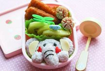 Kid Lunches & Snacks / by Angela:: Real Mom Extraordinaire