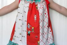 Little Dresses for Africa patterns