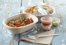 Compostable Packaging / Innovative eco-friendly packaging from compostable materials.