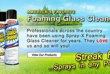 America's Favorite Foaming Glass Cleaner / America's Favorite Foaming Glass Cleaner