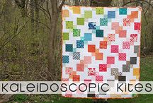 quilt ideas for simply color fabric / by Sarah Harper