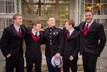 Winter Weddings at 7F Lodge / Even though 7F is a mainly outdoor venue, Texas winters are still a beautiful time to get married. Here are some photos from past winter weddings.