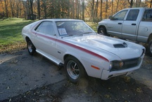 Sold - 1970 AMC AMX