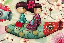 Ilustraciones / by Eva Reviriego Abad
