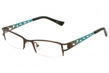 occhiali in metallo