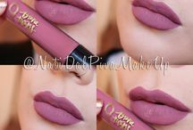 lipstick and gloss