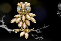 Spille - Broche - Brooch / Spille gioiello, creazioni di alta oreficeria