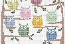 punto croce - cross stitch