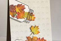 Cards - Thanksgiving / by Sylvia Castaneda