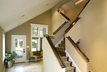 Railings & Staircases / Custom railings and staircases