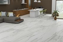 NITCO's Magnified - Large Format Tiles / Designer collection of large size GVT & PGVT tiles.  Featured Sizes : 600x1200 mm, 198x1200 mm