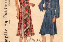 1930s Kids Fashion