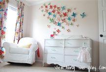 Nursery / by Janelle Lin (LinterestNYC)