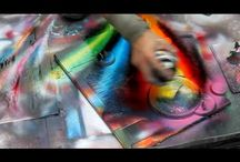 Pintura Esprai