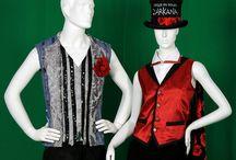 CIRQUE DU SOLEIL / Wardrobe designed by Cody Varona for Cirque du Soleil