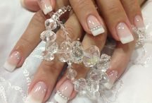 ongles mariage