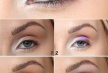 Makeup / Maquiagens inspiradoras
