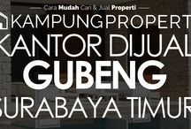 Kantor Dijual / Disewakan di Surabaya Timur