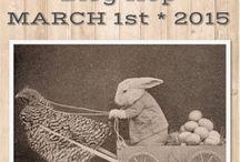 """""""Spring Thyme"""" Blog Hop!"""