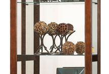decoración vitrinas