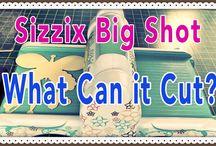 Sizzix Big Shot Tutorials