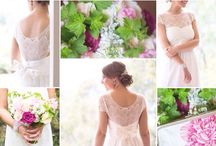 Beautiful Brides / Hair and makeup by our wedding specialists