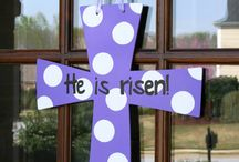 easter / by Lissie Dennison