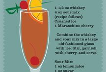 Drinks / Drink recipes - alcoholic and nonalcoholic