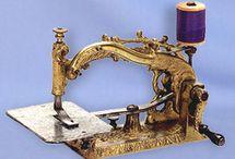 D. W. Clarke / 1858 - 1860 Machines Made: Foliage and Cherub
