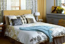 Master Bedroom Ideas / by Erika Brendle