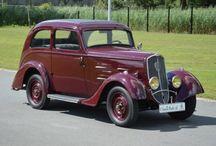 Vanhat autot / Old Cars